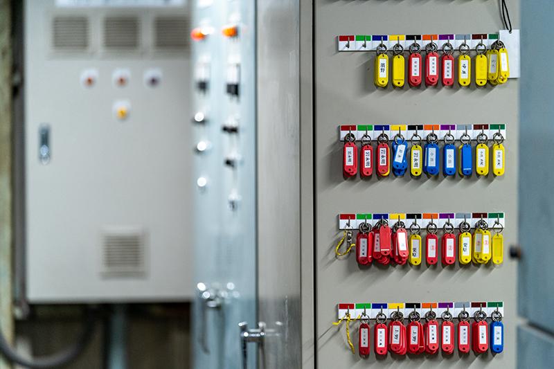 六晃電気産業 取得できる資格