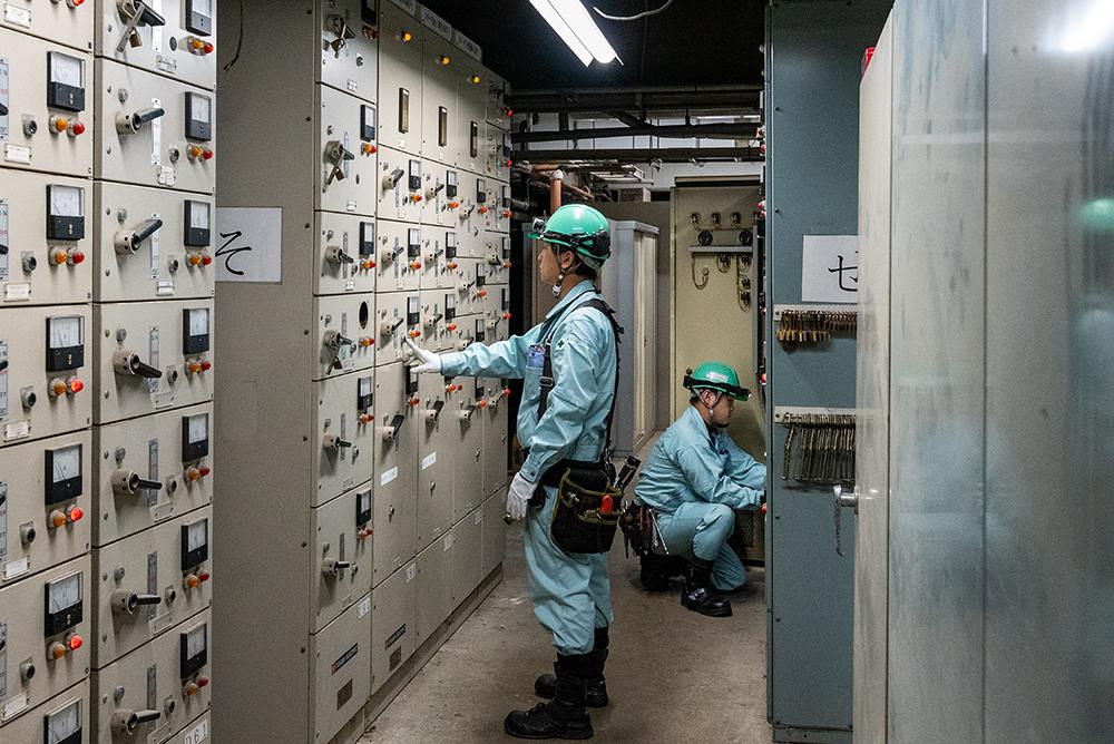 電気工事の施工及び施工管理の一日の流れ
