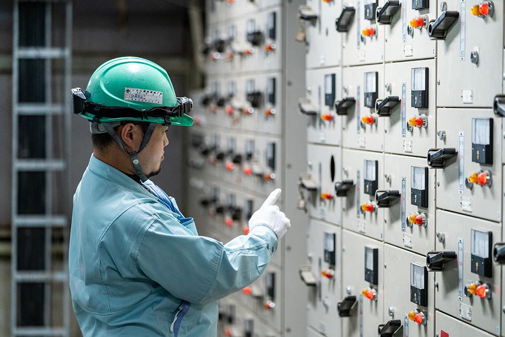 電気工事の施工及び施工管理